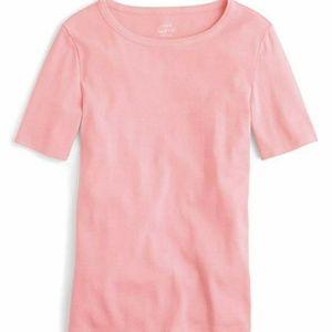 J.Crew Pink New Perfect Fit T-Shirt
